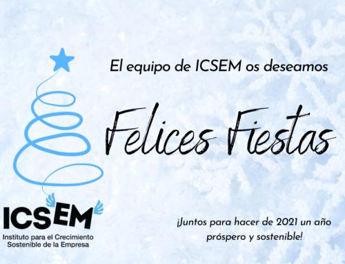 ICSEM os desea Felices Fiestas