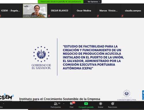 Apoyando el desarrollo del Puerto de La Unión en El Salvador