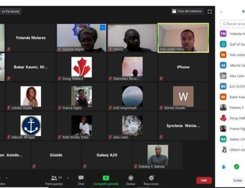 Trabajando juntos por el desarrollo de las carreras azules del Golfo de Guinea
