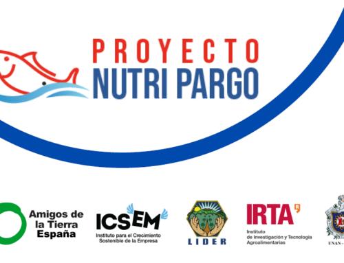 Trabajando unidos en el proyecto NutriPargo por la optimización del pargo lunarejo en Nicaragua